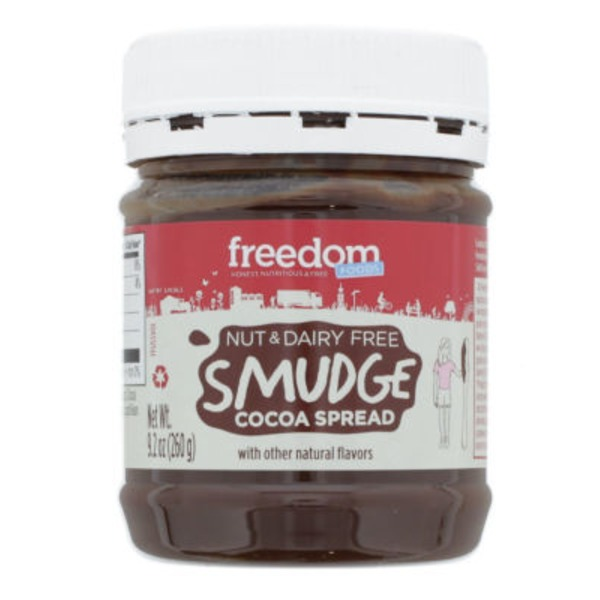 Freedom Foods Cocoa Spread Smudge