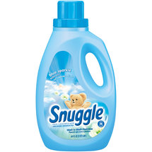 Snuggle Blue Sparkle Liquid Fabric Softener