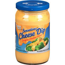 Great Value Sensations Original Cheddar Cheese Dip