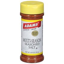 Adams Seasoned Salt Spice Multi-Season