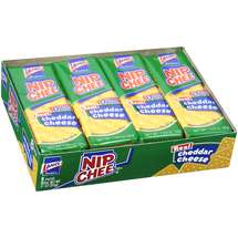 Lance Nip Chee Real Cheddar Cheese Crackers