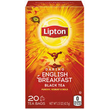 Lipton Daring English Breakfast Black Tea