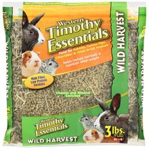Wild Harvest Western Timothy Essentials Mixture Hay And Pellets