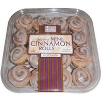 Upper Crust Bakery Mini Cinnamon Rolls