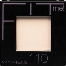 Maybelline New York Fit Me Powder Porcelain 110