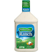 Hidden Valley The Original Ranch Dressing 52 Fl Oz