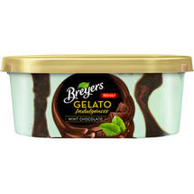 Breyers Gelato Indulgences Mint Chocolate Gelato