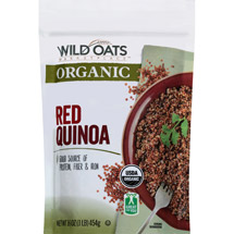 Wild Oats Red Quinoa