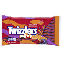 Twizzlers Pull 'n' Peel Fruit Punch Candy