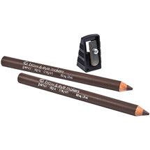 CoverGirl Brow Shaper And Eyeliner Midnight Brown