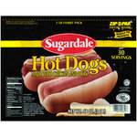 Sugardale Hot Dogs