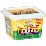 Move Over Butter 65% Whipped Vegetable Oil Spread