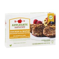 Applegate Natural Chicken & Maple Breakfast Sausage Patty