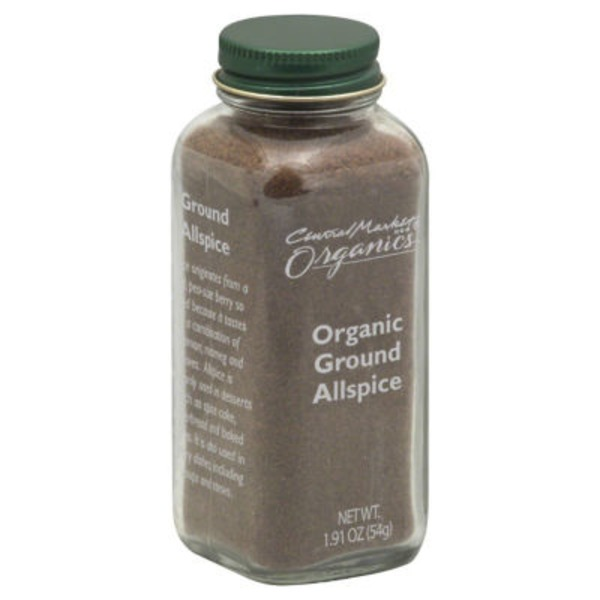 Central Market Organics Ground Allspice