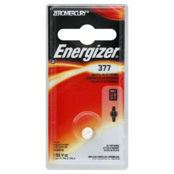 Energizer Battery 377