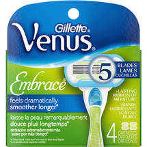 Gillette Venus Embrace Refill Cartridges