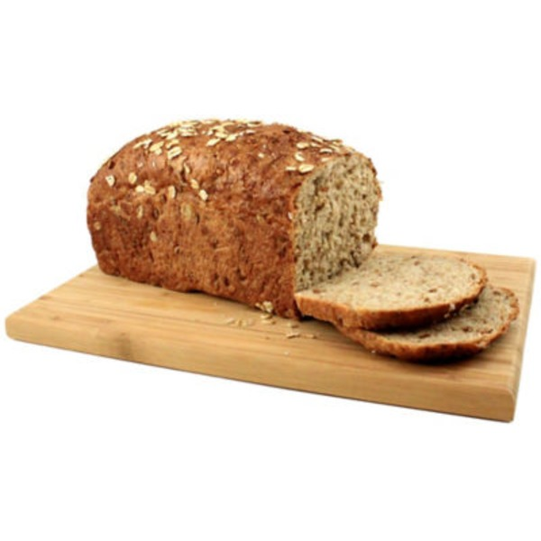 Sprouted Nine Grain Bread