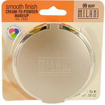 Milani Cream To Powder Foundation Buff