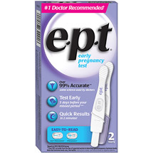 e.p.t. Early Pregnancy Test