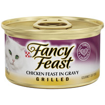 Fancy Feast Grilled Chicken Feast In Gravy Cat Food