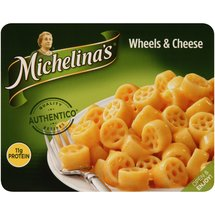 Michelina's Authentico Wheels & Cheese Pasta