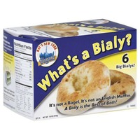 Ray's New York Bagels What's A Bialy?