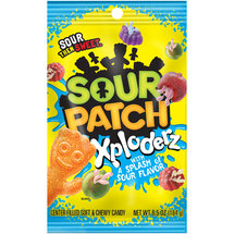 Sour Patch Soft & Chewy Xploderz Candy