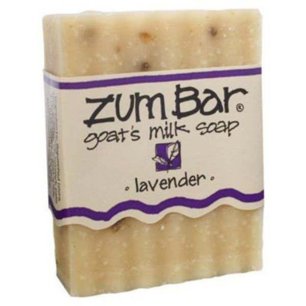 Zum Bar Lavender Goat's Milk Soap