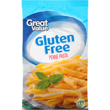 Great Value Gluten Free Penne Pasta