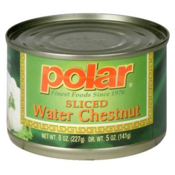 Polar Sliced Water Chestnut