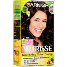 Garnier Nutrisse Haircolor 33 Darkest Golden Brown