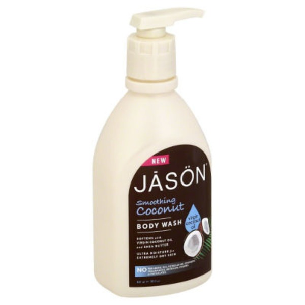 Jason Smoothing Coconut Body Wash Virgin Coconut Oil
