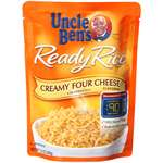 Uncle Bens Creamy Four Cheese Ready Rice With Vermicelli