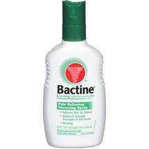Bactine Pain Relieving Cleansing Spray First Aid Antiseptic/Pain Reliever