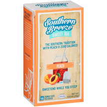 Southern Breeze Peach Sweet Tea Bags