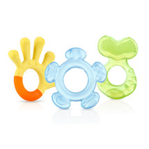 Nuby 3-Stage Teether Set