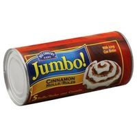Hill Country Fare Jumbo! With Icing Cinnamon Rolls