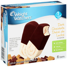 Weight Watchers Dark Chocolate Dulce De Leche Ice Cream Bars