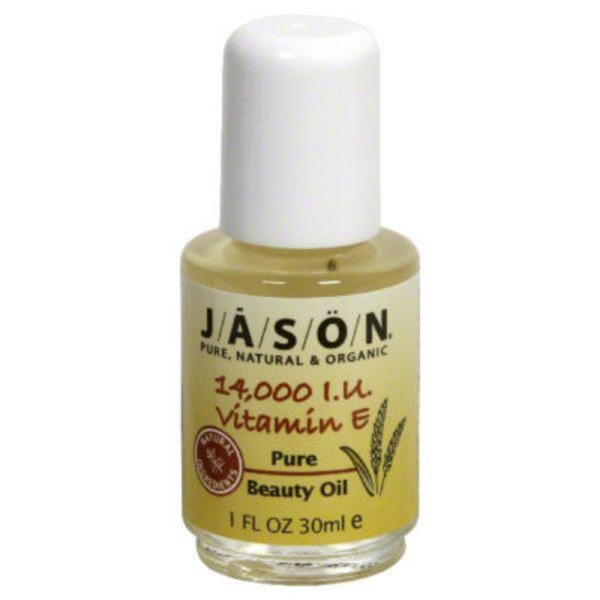 Jason Vitamin E, 14,000 IU, Pure Natural, Skin Oil
