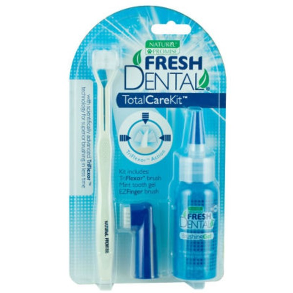 Nature's Promise Fresh Dental Total Care Kit