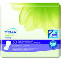 Serenity TENA Ultimate Overight Pads