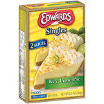 Edwards Singles Key Lime Pie