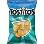 Tostitos Restaurant Style White Corn Tortilla Chips