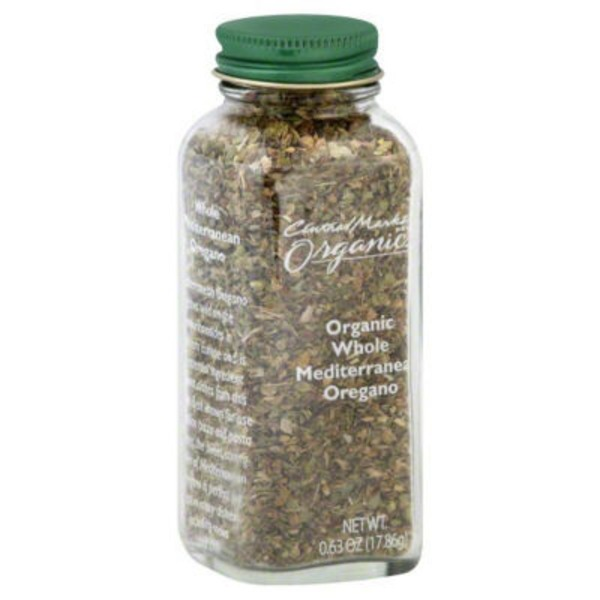 Central Market Organic Whole Mediterranean Oregano