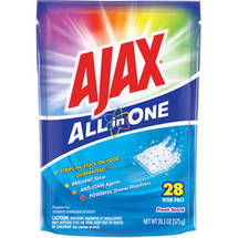 Ajax All in One Fresh Scent Automatic Dishwasher Detergent Dish Pacs