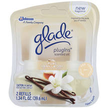 Glade PlugIns Scented Oil French Vanilla Refills