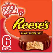 Breyers Reese's Peanut Butter Cups Ice Cream Bars