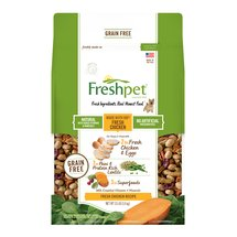 Freshpet Fresh Baked Grain-Free Chicken