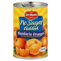 Del Monte No Sugar Added in Water Mandarin Oranges