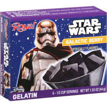 Royal Disney Star Wars Galactic Berry Gelatin